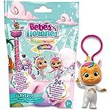 Bebés Llorones Lágrimas Mágicas Llavero - Pack de 1 llavero sorpresa Bebés Llorones con mosquetón extraíble para mochila y ll