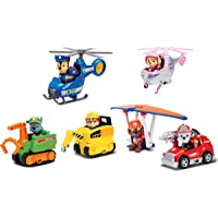 Paw Patrol - 6044194 - Jeu enfant - Mini Véhicule + Figurine Ultimate Rescue - La Pat' Patrouille - Modèle Aléatoire