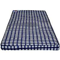 Padam Shree Pure Soft Cotton and PU Foam 2 inch Foldable Single Mattress , 72x35x2 inch
