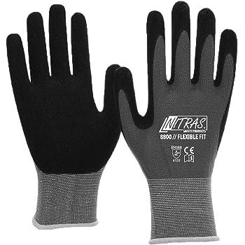 Arbeitskleidung & -schutz 9 Moderate Kosten ZuverläSsig Hase Padua Blue Sicherheitshandschuhe 1 Paar Arbeitshandschuhe Handschuhe Gr