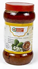 Kitchen Made Mango(Aam) ka Achaar/Mango Pickle 1kg and Can be Consumed with Daily Meals.
