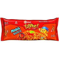 Sunfeast Yipee Noodles - Magic Masala Four in One Pack, 240g Pack