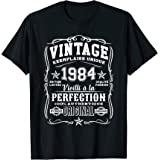 Vintage exemplaire unique 1984 Edition limitée T-Shirt