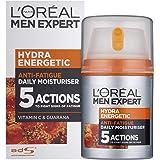 L'Oréal Paris Men Expert Hydra Energetic Anti-Fatigue Moisturiser, 50 ml Fathers Day Gift