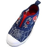Spiderman Ragazzi Face Scarpe di Tela