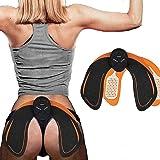 Moonssy EMS Electroestimulador Gluteos - EMS Hips Trainer Entrenador de Cadera Hip para la Cadera Mujer Inteligente Hip Instr