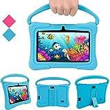 Tablet PC per bambini, Tablet PC Android da 7 pollici Veidoo, 1 GB / 16 GB, schermo di protezione per gli occhi di sicurezza,
