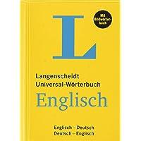Langenscheidt Universal-Wörterbuch Englisch - mit Bildwörterbuch: Englisch-Deutsch/Deutsch-Englisch: Langenscheidt…