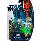 Hasbro 37740 Ahsoka Tano in Scuba Gear mit Lichtschwert Launcher CW15 - Star Wars The Clone Wars