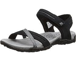 Merrell Terran Cross II, Women's Hook and Loop Sandals