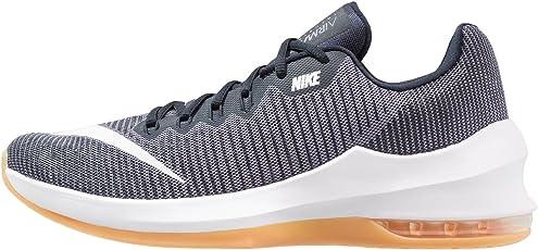 Nike Mens Air Max Infuriate 2 Low/Carbon-White
