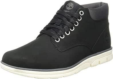 Timberland Men's Bradstreet Leather Sensorflex Chukka Boots