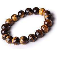 Ahokei 8mm Bracelet en Pierre Naturelle, Perles d'Energie, Saint-Valentin, Fête des Mères, Cadeaux d'anniversaire pour…