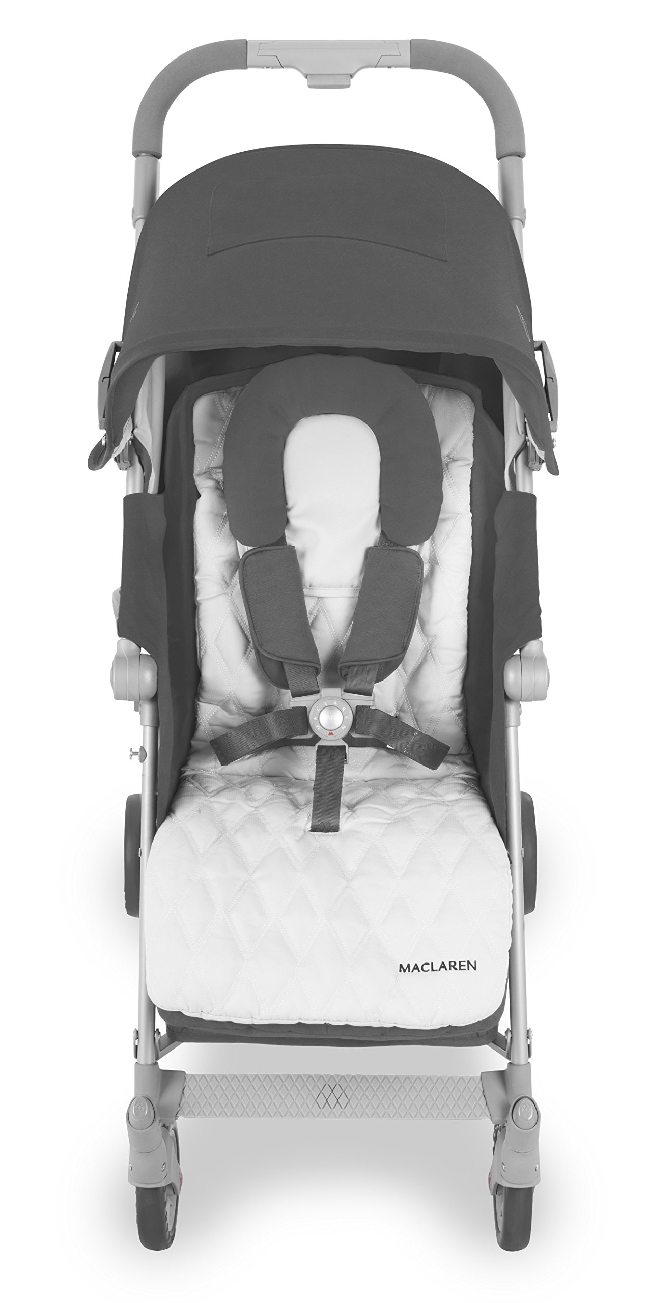 Maclaren Techno XLR arc Travel System Stroller Maclaren Basic weight of 6.7kg/14.8lb; ideal for new-borns and children up to 25kg/55lb (usa 65lb) Maclaren is the only brand to offer a sovereign lifetime warranty Extendable upf 50+ sun canopy and built-in sun visor 4