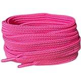 "60cm / 23.5"" Coloured Smart Laces® Flat Trainer Shoe laces ideal replacement laces for adults or kids Shoelaces"