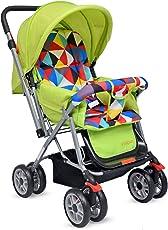 Little Pumpkin Baby Stroller - Pram (Green)