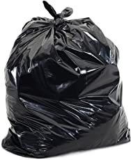 Royals Garbage/Dustbin/Trash Bags - (Size-19X21Inch) 30Bags,Black,Small,Plastic