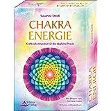 Chakra-Energie- Kraftvolle Impulse für die tägliche Praxis: - 50 Karten mit Begleitbuch