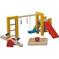 PLAN TOYS Playground - Wooden Set