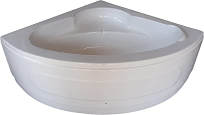 MADONNA The Babe Acrylic Bath Tub with Front Panel - White