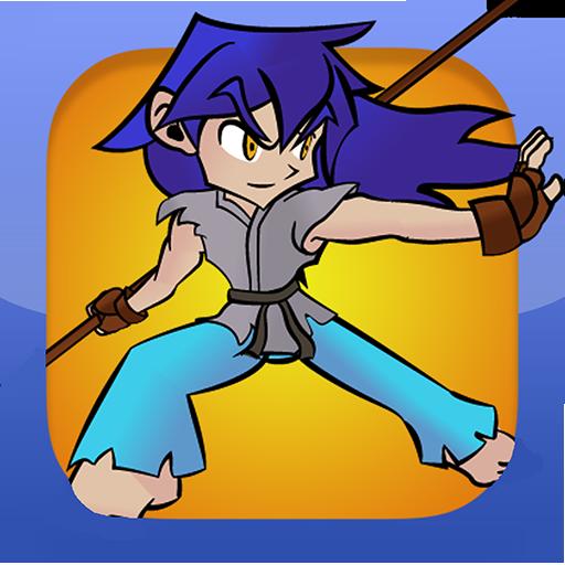 Wushu Kung Fu Runner (Kung-fu-arcade-spiel)