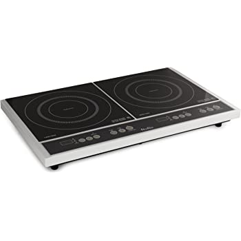 Naélia CGF-06903-NAE Double Plaque à Induction 3400 W