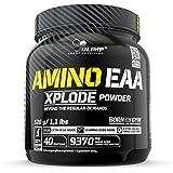 Olimp Amino EAA Xplode Powder, 520 g Dose (Orange)