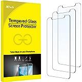 """JETech Pellicola Protettiva Compatible iPhone 11 PRO, Compatible iPhone XS, Compatible iPhone X 5,8"""" in Vetro Temperato, Pacc"""