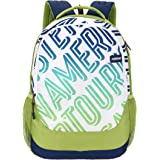 American Tourister Popin 31 Ltrs Blue Casual Backpack (FU4 (0) 01 001)
