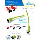 Vishal enterprise pro Clean Smart Bathroom/Toilet Easy to use Items which Makes Save Your Energy and time (Colours May…
