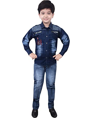 c3f5ab9eb92 Shirts For Boys: Buy Boys' Shirts online at best prices in India ...