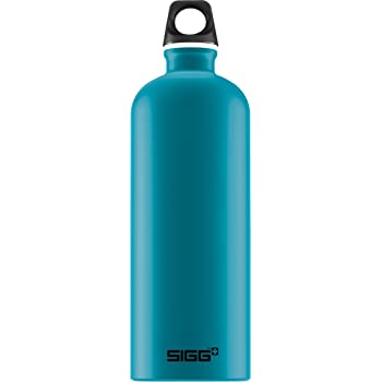 sigg hot cold brushed vakuum isolierte thermo flasche. Black Bedroom Furniture Sets. Home Design Ideas