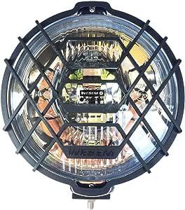 Rund Chrom Halogen Fernscheinwerfer Zusatzscheinwerfer 183 Mm 12v 24v E20 Auto