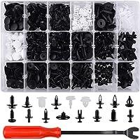 Set di 10 rivetti clip inserto speciale compatibile con OEM 856553 1609267280 51834606 C42978 AERZETIX