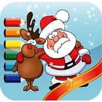 Malen für Kinder Weihnachten