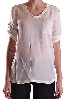 ed79b6c8c1b BURBERRY Femme 4557694 Rouge Coton Polo  Amazon.fr  Vêtements et ...