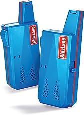 Kidzlane Durable Walkie Talkie For Kids, Easy To Use & Kids Friendly Walkie Talkie, Best Kids Walkie Talkie