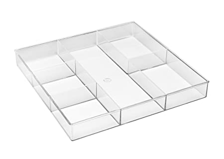 Desk Drawer Organizer Tray