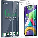 Ferilinso [3 Pezzi] Pellicola Protettiva per Samsung Galaxy A50/M21/M31/M30S/M31 Prime Vetro Temperato [Compatibile con la Co