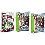 Mondo Toys - Avengers Arm Bands - Braccioli di Sicurezza per bambini - Materiale PVC - Adatti a bambini da 2 a 6 anni con Pes