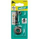 Wolfcraft 2116 Arbor 10 mm X 6 mm skaft