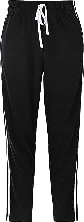 Mens 100% Cotton Lounge Wear Pants Nightwear Pyjama Bottoms Sleepwear M-XXL