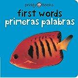 Bilingual Bright Baby First Words: Primeras Palabras (Bright Baby/ Bebe Listo)