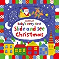 Baby's Very First Slide And See Christmas (Baby's Very First Books)