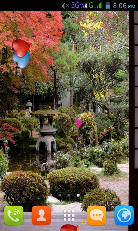 Japanese Zen Garden Live Wallpaper Best Amazon Co Uk Appstore For