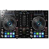 Pioneer DJ DDJ-RR Tragbarer 2-Kanal-Controller 6.00 x 25.10 x 16.90 schwarz