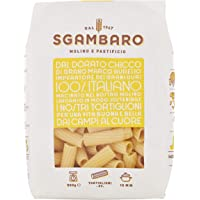 Pasta Sgambaro - Tortiglioni N. 89 - 100% grano duro italiano - 500 gr