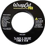 WrapCut Pro Cutting/Snijtape, 45 meter, folie snijden zonder de lak te bekrassen. Nu nog beter. !