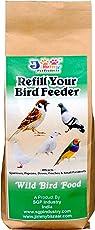 JiMMy Refill Feeder Wild Bird Food, 400g (SGP65)