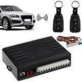 AUTOUTLET Telecomando Centrale dell'Automobile Serratura Elettrica con Chiave Keyless Entry System Telecomando senza Fili per